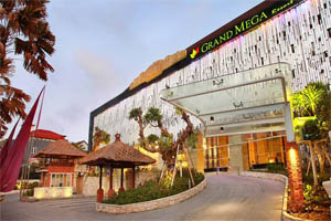 Grand Mega Resort & Spa – Kuta