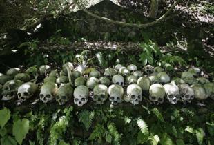 pemakaman desa trunyan bali