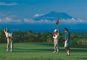 bali golf and country club nusa dua