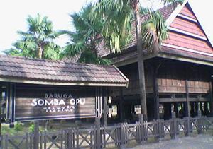 benteng somba opu sulawesi selatan