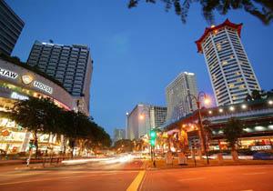jalan orchard tempat belanja di singapore