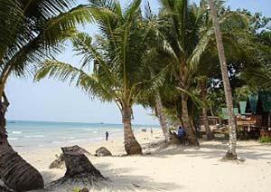 ko chang beach thailand