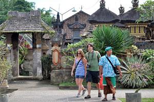 objek wisata desa penglipuran village