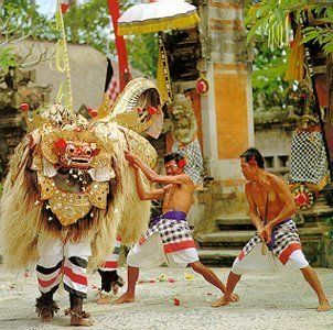Barong Dance Package – 2 Days