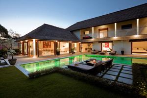 Villa de la vie – Seminyak, Bali