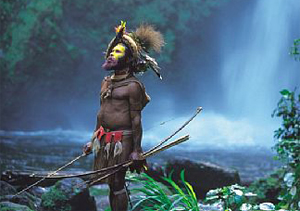 Attractions in Papua