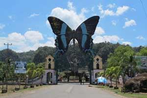 taman nasional bantimurung makassar