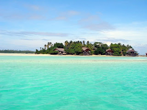 Derawan Island, an Amazing Diving Spot in Kalimantan Sea