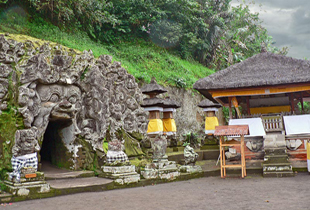 Goa Gajah, The Ancient Inheritances of Hindu and Buddha