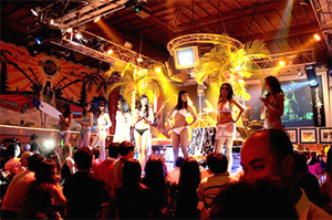 Best Clubbing Spots in Bali, Best Places to Spend the Night