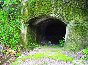 japan cave in baumata kupang