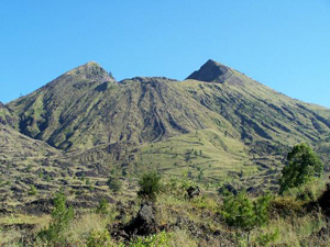 Batur Mountain Bali, the First Geopark in Indonesia