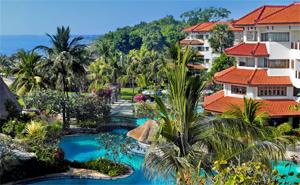 Grand Mirage Resort & Thalasso – Nusa Dua