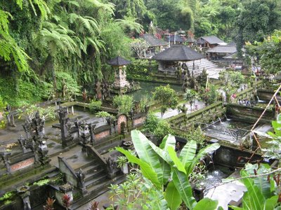 Tirta Empul Tampaksiring, the Temple of Holy Spring