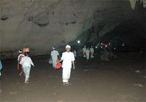 cave Giri putri temple nusa penida