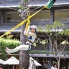 harris-resort-kuta-beach-flying-fox