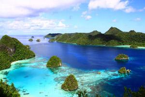 beauty of raja ampat indonesia