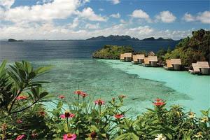 best raja ampat resort misool eco resort