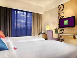 Ibis Styles Bali Benoa Hotel Standard Twin Beds with Balcony