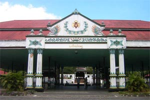 Kraton Yogyakarata, a Home for the Culture Preserved