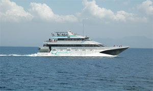 Quicksilver Day Cruise Package
