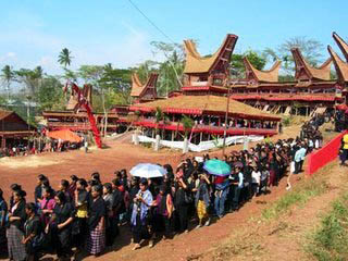 Rambu Solo, Unique Funeral Tradition in Tana Toraja