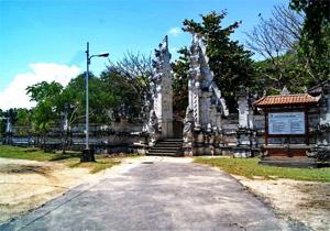 sakenan temple bali