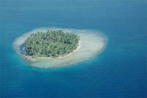 Biawak Island, West Java a Diving Destination with Particular Uniqueness