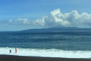 Kusamba Beach, a Peaceful Shore in Southeast Bali