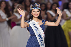 miss world 2012 yu wenxia from china