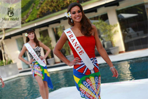 miss world 2013 beach fashion