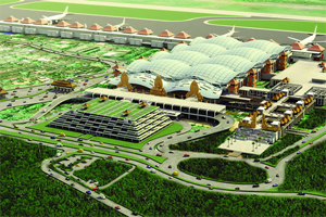 Ngurah Rai Bali International Airport's New Look