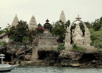 segara giri dharma kencana temple menjangan island bali