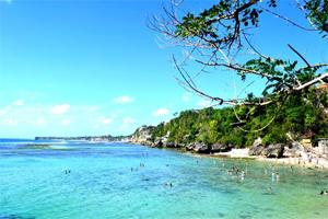padang padang beach bali