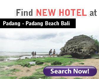 padang padang beach hotel